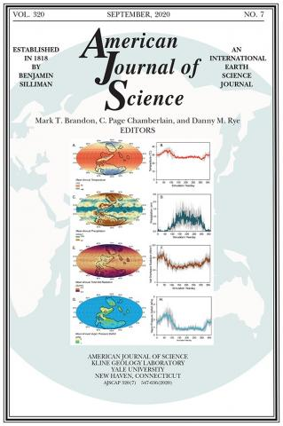American Journal of Science: 320 (7)