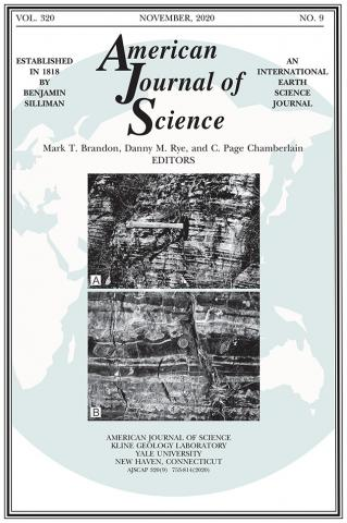 American Journal of Science: 320 (9)