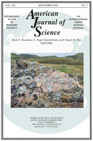 American Journal of Science: 321 (7)