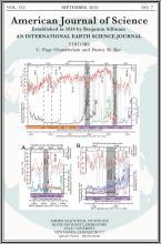 American Journal of Science: 312 (7)