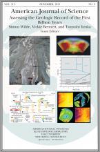 American Journal of Science: 313 (9)