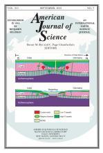 American Journal of Science: 315 (7)