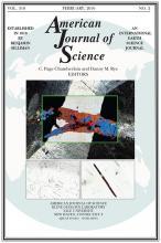 American Journal of Science: 316 (2)