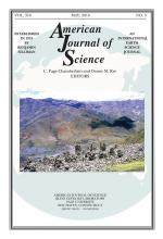 American Journal of Science: 316 (5)
