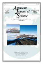 American Journal of Science: 316 (6)