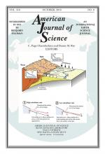 American Journal of Science: 316 (8)