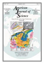 American Journal of Science: 317 (3)