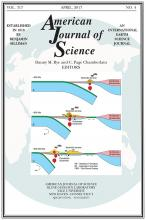 American Journal of Science: 317 (4)