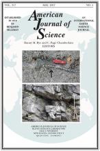 American Journal of Science: 317 (5)