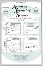 American Journal of Science: 317 (7)