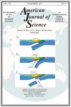 American Journal of Science: 317 (9)