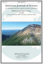 American Journal of Science: 318 (2)
