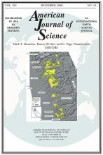 American Journal of Science: 320 (10)